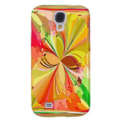 Re-Created Butterflies Samsung Galaxy S4 Case