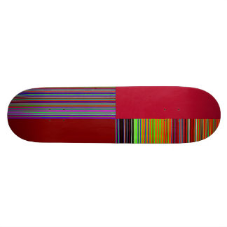 Re-Created + by Robert S. Lee 20.6 Cm Skateboard Deck