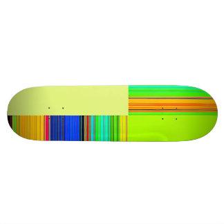 Re-Created + by Robert S. Lee Skateboard Decks