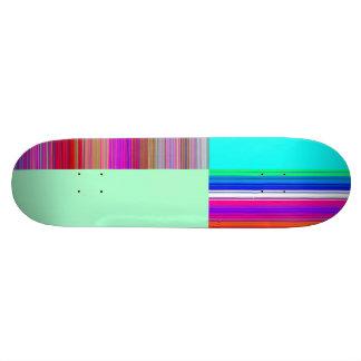 Re-Created + by Robert S. Lee Skate Deck