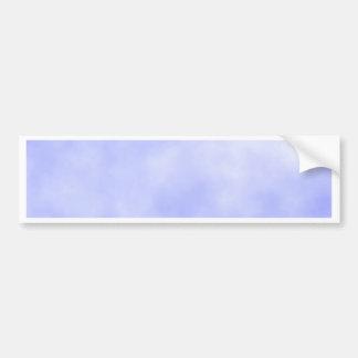 Re-Created Clouds Bumper Stickers