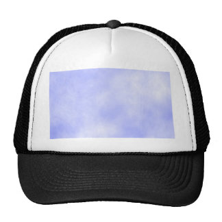 Re-Created Clouds Mesh Hats