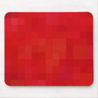 Re-Created Coloured Squares Mouse Mat