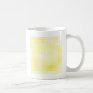 Re-Created Coloured Squares Mug