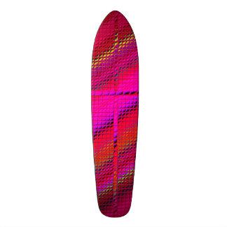 Re-Created Croix by Robert S. Lee Skate Board