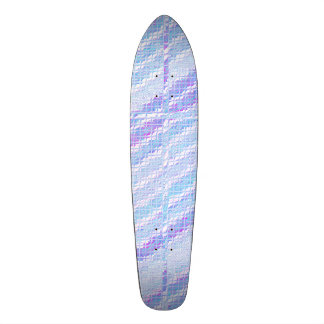 Re-Created Croix by Robert S. Lee Skate Board Deck