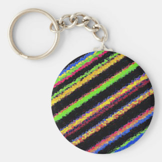 Re-Created Crystal Field Key Chains