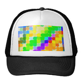 Re-Created Cypher Mesh Hats