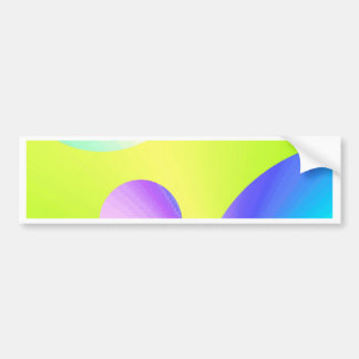 Re-Created DOTS Bumper Stickers