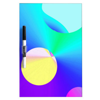 Re-Created DOTS Dry-Erase Whiteboards