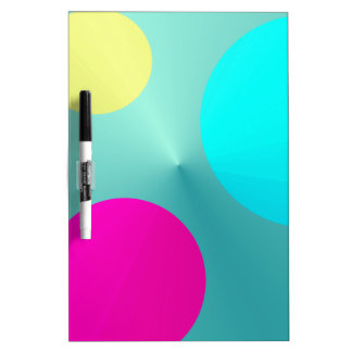 Re-Created DOTS Dry-Erase Boards
