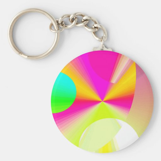 Re-Created DOTS Key Chains