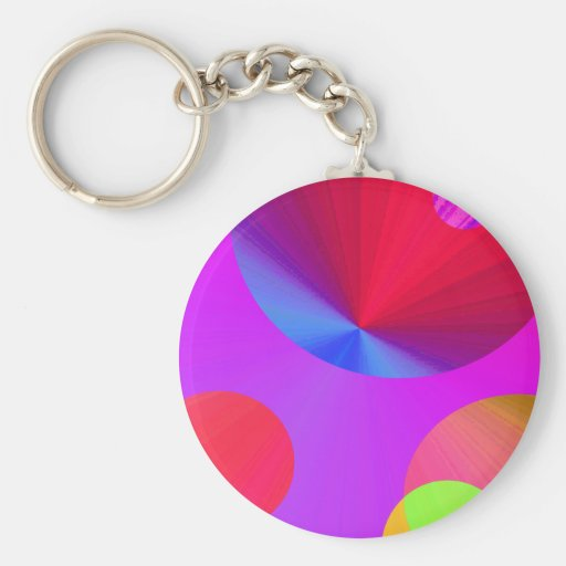 Re-Created DOTS Keychain
