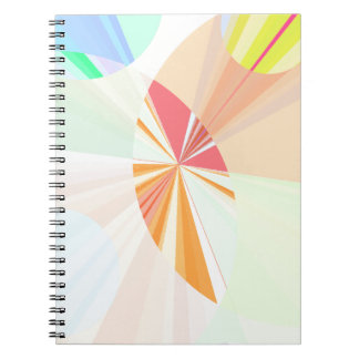 Re-Created DOTS Spiral Notebooks