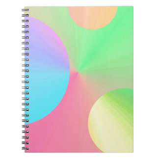 Re-Created DOTS Note Books