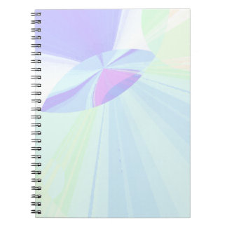 Re-Created DOTS Spiral Note Books