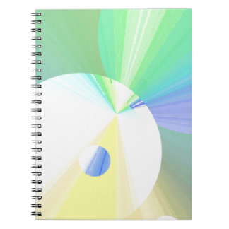 Re-Created DOTS Spiral Notebook