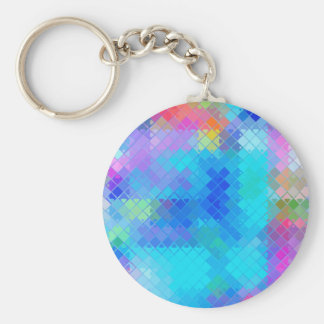 Re-Created Flying Carpet Key Chain