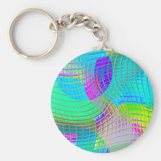 Re-Created Function f(x) Key Chain