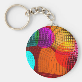 Re-Created Function f(x) Keychain