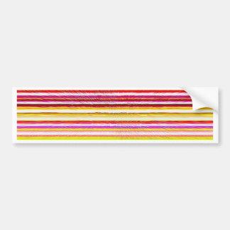 Re-Created Horizon Bumper Stickers