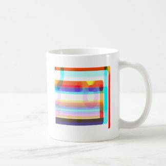 Re-Created Intersection Coffee Mugs