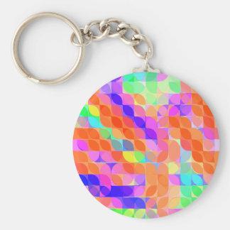 Re-Created Laurels Keychain