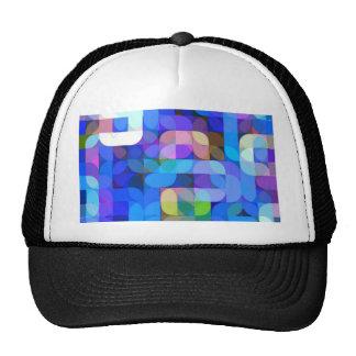 Re-Created Laurels Mesh Hat