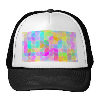 Re-Created Laurels Mesh Hats