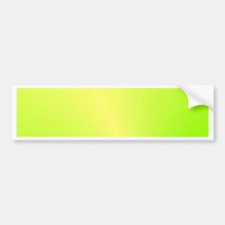 Re-Created Pt. Car Bumper Sticker