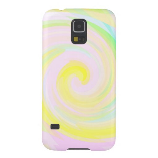 Re-Created Rrose Galaxy S5 Covers