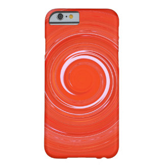 Re-Created Spin Painting Barely There iPhone 6 Case