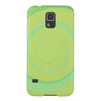Re-Created Spin Painting Galaxy S5 Cover