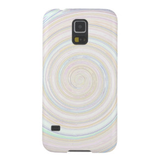 Re-Created Spin Painting Galaxy S5 Covers