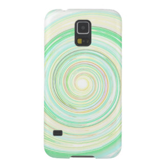 Re-Created Spin Painting Galaxy S5 Cases