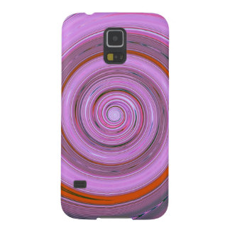 Re-Created Spin Painting Galaxy S5 Case