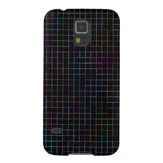 Re-Created Squares Galaxy S5 Cover