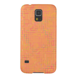 Re-Created Squares Case For Galaxy S5