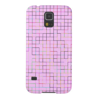 Re-Created Squares Galaxy S5 Cases