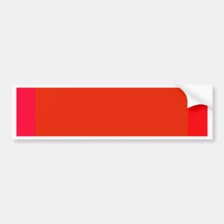 Re-Created Supreme Court Bumper Sticker