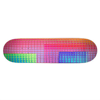 Re-Created Swatches Skateboards