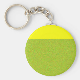 Re-Created Sweet 'n Sour by Robert S. Lee Basic Round Button Keychain