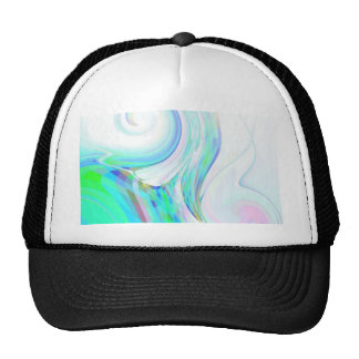 Re-Created Tsunami Mesh Hat