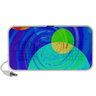 Re-Created Twisters Portable Speakers