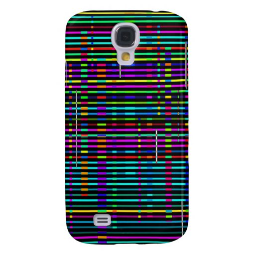 Re-Created Urban Landscape Samsung Galaxy S4 Case