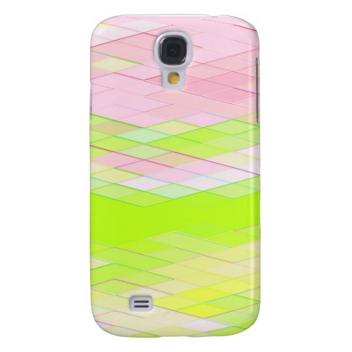 Re-Created Vertices Samsung Galaxy S4 Cases