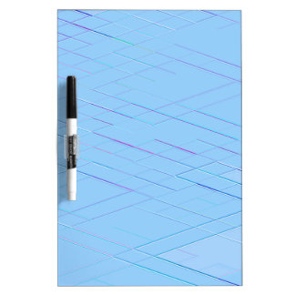 Re-Created Vertices Dry Erase Board