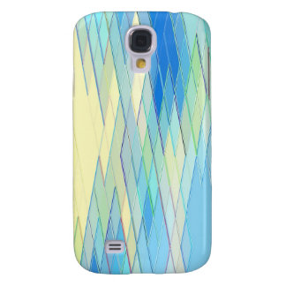 Re-Created Vertices Galaxy S4 Case