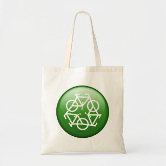 Re-Cycle Budget Tote Bag