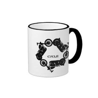 Re - Cycle Coffee Mug
